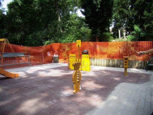 Inaugurata la nuova area giochi al parco savorgnan for Area 51 progetti