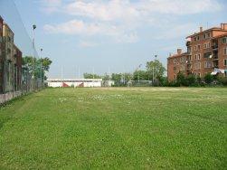 panoramica campo calcio
