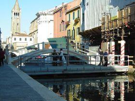 Lavori pubblici a Venezia