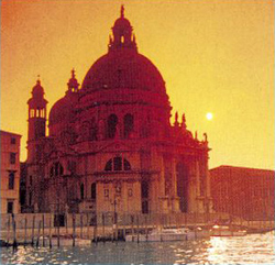 La basilica della Salute
