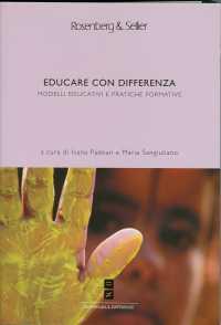 """copertina del volune """"Educare con differenza"""""""