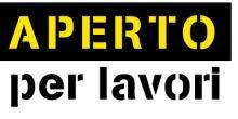 Logo di Aperto per Lavori