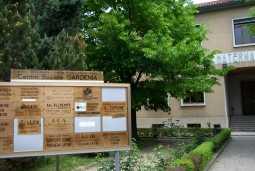 entrata del Centro Civico Gardenia