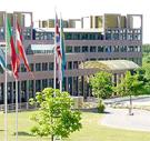 La sede della Corte di Giustizia