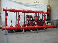 Impianto di pressurizzazione
