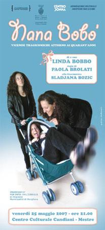 spettacolo Teatrale Nana Bobò