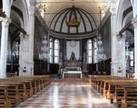 Interno della chiesa di San Pietro Martire