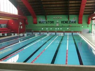 piscina parco Albanese