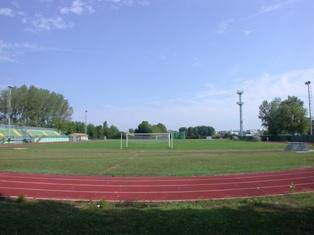 Centro sportivo via Calabria