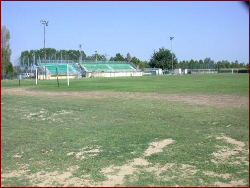 calcio favaro - campo principale