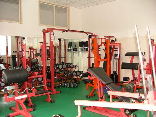 sala muscolazione