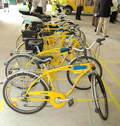 Biciclette e scooter