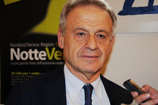 C. S. Notte Verde e Firma accordo Green Digital Charter - Ministro Corrado Clini