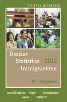 La copertina del Dossier 2012