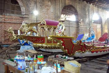 """Magazzino Imbarcazioni Storiche """"Arsenale"""" Castello 2737, Venezia"""