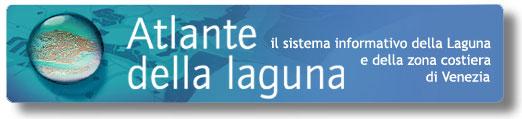 Link alla homepage dell'Atlante della laguna