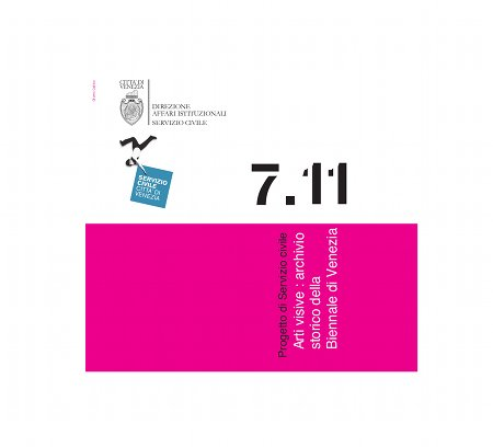 07 - Arti Visive:  archivio storico della Biennale di Venezia