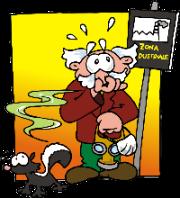 Il Prof De Civis in un falso allarme per rischio industriale