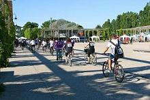 Manifestazione 15 maggio 2013 - percorso ciclistico