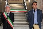 foto: da sx il sindaco Orsoni e Ass Maggioni