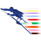 Classifica Bandiere Burano Campioni su Gondole a due remi