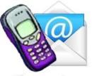 Immagine di cellulare e e-mail