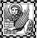 Il Leone di San Marco, stemma di Venezia