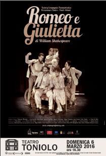 locandina Romeo Giulietta