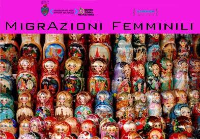 Locandina di MigrAzioni Femminili