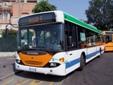 foto bus extraurbano actv