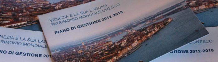 foto delle brochure del Piano di Gestione
