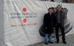 da sinistra Piero Bertoldini, Alessandro Maggioni