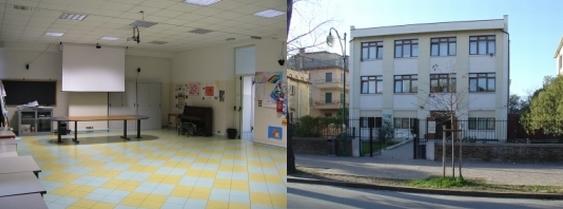 facciata scuola Pisani