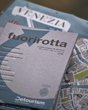 Fuorirotta. L'altra mappa di Venezia