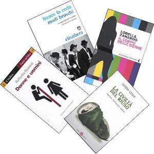 Collage presentazione di libri
