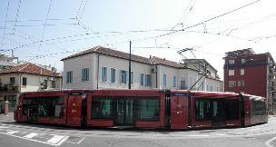 foto Tram a Mestre (ACTV)
