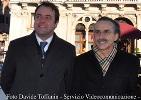 da sin. ass. A. Maggioni  e vicesindaco di Venezia e ass. comunale al Bilancio, S. Simionato