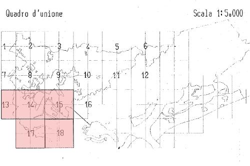 Quadro unione Tavola 13.1.b