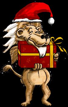 Logo dell'iniziativa Buon Natale a tutti!