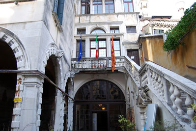 Palazzo Contarini  Mocenigo