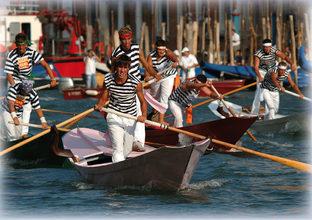 2005 Lo sforzo degli atleti è ripagato nella sfida dei Giovanissimi, vinta dalla coppia Fongher-Della Toffola