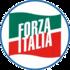 """logo """"Forza Italia"""""""