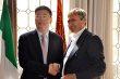 Il Sindaco Luigi Brugnaro incontra delegazione Cinese di Shanghai