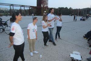 2014 - Attività al Parco Albanese