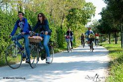 Bike the Track , Gita all'isola di Sant'Erasmo, Venezia