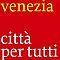 """logo di """"Venezia città per tutti"""""""
