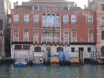 Palazzo Cavalli sede del Centro Maree
