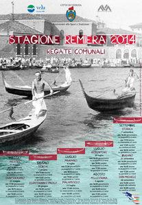 Manifesto Stagione Remiera 2014