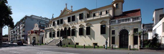 foto facciata villa erizzo