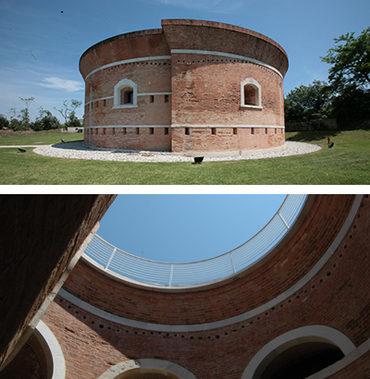 immagini della Torre Massimiliana